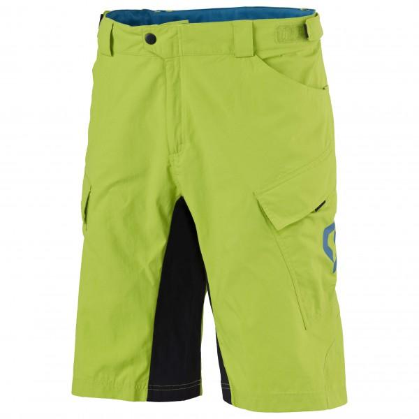 Scott - Trail Flow LS/Fit w/ Pad Shorts - Cykelbukser