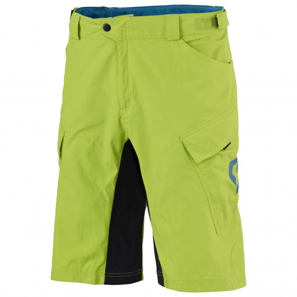 Scott - Trail Flow LS/Fit w/ Pad Shorts - Pantalon de cyclis