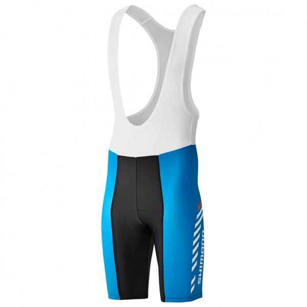 Shimano - Print Trägershorts - Pantalon de cyclisme