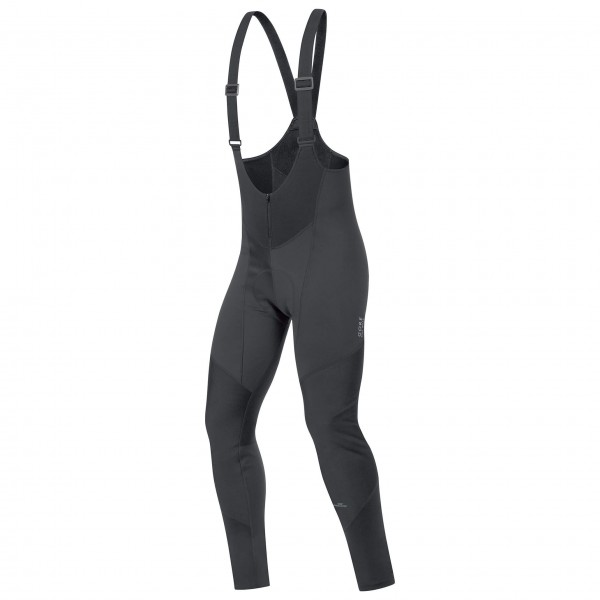 GORE Bike Wear - E Windstopper Soft Shell Bibtights+ - Cycling bottoms