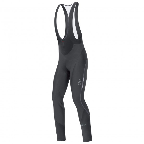 GORE Bike Wear - Oxygen Windstopper Soft Shell Bibtights+