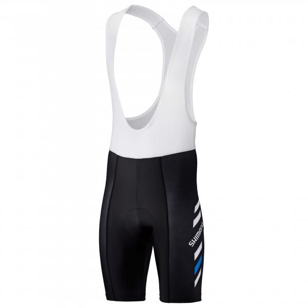 Shimano - Print Bib Shorts - Cykelbukser