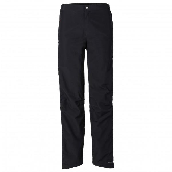 Vaude - Yaras Rain Zip Pants II - Fietsbroek