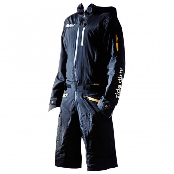 dirtlej - Dirtsuit Blackedition - Overall