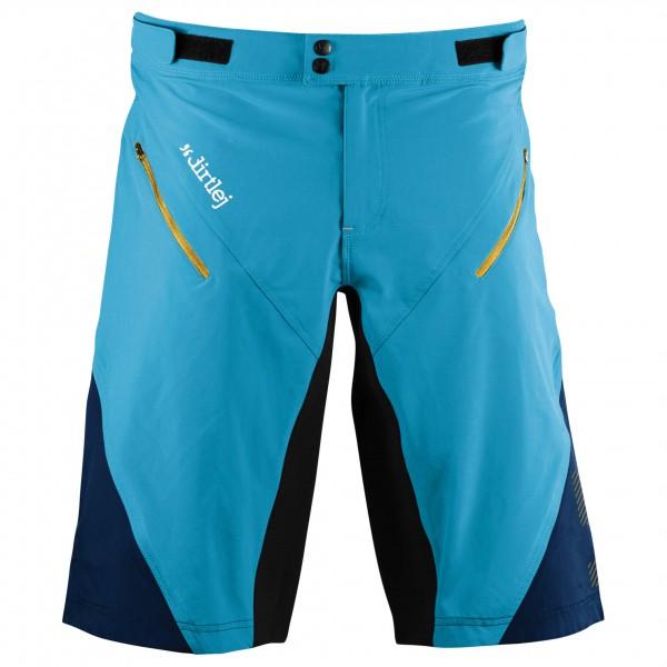 dirtlej - Trail Shorts Half & Half - Cykelbyxa
