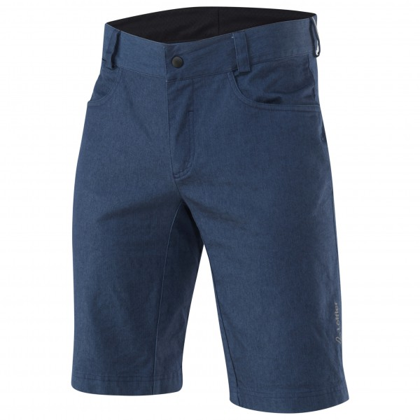 Löffler - Bike Jeans Shorts - Fietsbroek