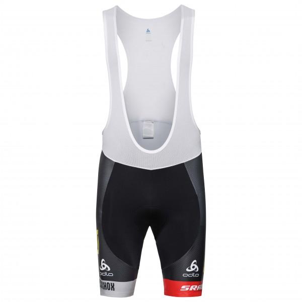 Odlo - Tights Short Suspenders Scott Sram Racing - Cykelbyxa