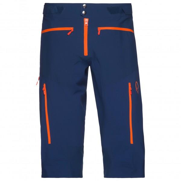 Norrøna - Fjørå Flex1 Shorts - Pantaloni da ciclismo