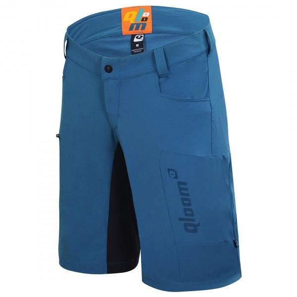Qloom - Busselton Shorts with Innershorts - Pyöräilyhousut