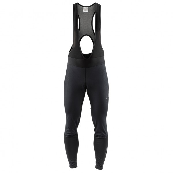 Craft - Ideal Pro Wind Bib Tights Pad - Fietsbroek
