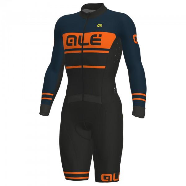 Alé - PRS Fango Unitard L/S Skinsuits - Cycling bottoms