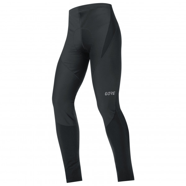 GORE Wear - C3 Partial Gore Windstopper Tights+ - Sykkelbukse