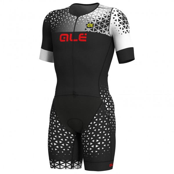 Alé - S/S Rush Long Tri Skinsuit - Pyöräilyhaalari