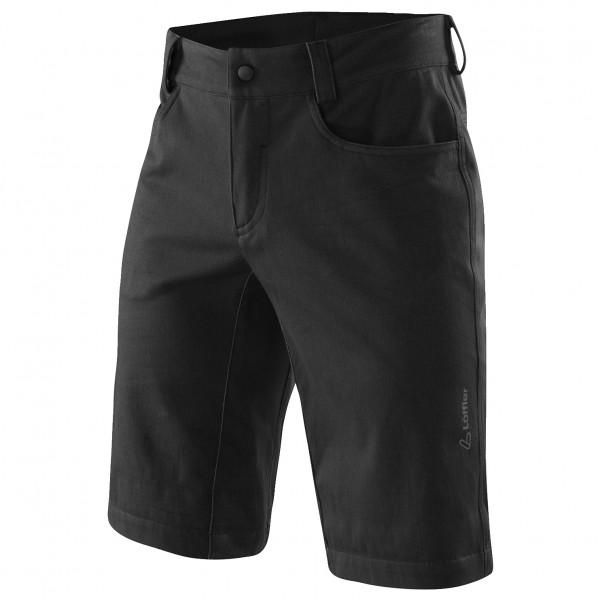 Löffler - Bike Jeans Shorts - Sykkelbukse