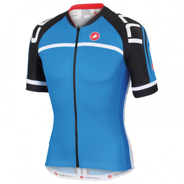 Castelli - Volo Jersey FZ - Pyöräilypusero