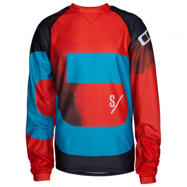 ION - Tee L/S Voltage - Cycling jersey