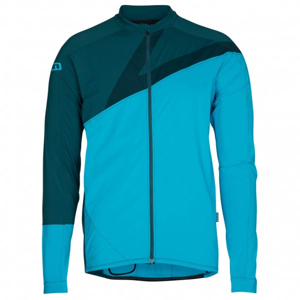 ION - Tee Zip L/S Crest - Cycling jersey