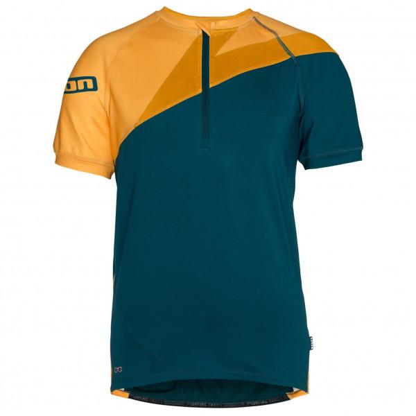 ION - Tee Zip S/S Helio - Fietsshirt