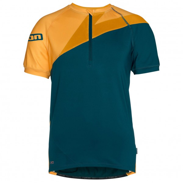 ION - Tee Zip S/S Helio - Maillot de cyclisme