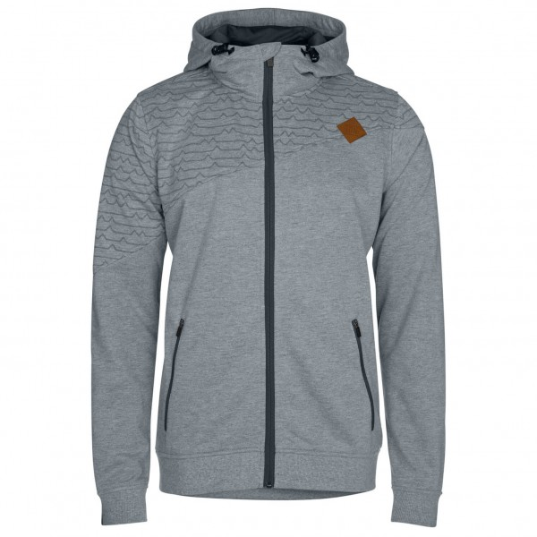 ION - Zip Hoody Amp - Pull-over à capuche