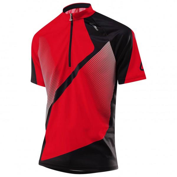 Löffler - Bike-Trikot Active HZ Print - Fietsshirt