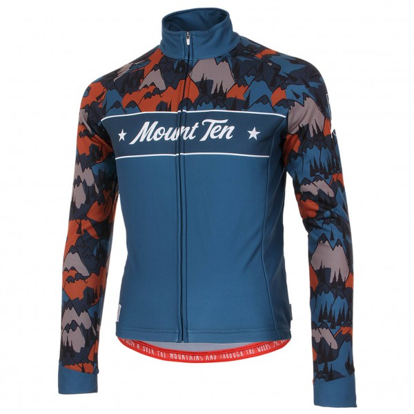 Maloja - Mount TenM. 1/1 - Cycling jersey