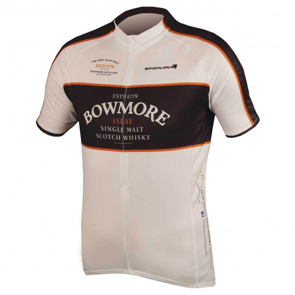 Endura - Bowmore Whisky Jersey - Cykeljersey