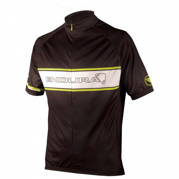 Endura - Coolmax Printed Endura Retro Jersey - Cykeltrikå