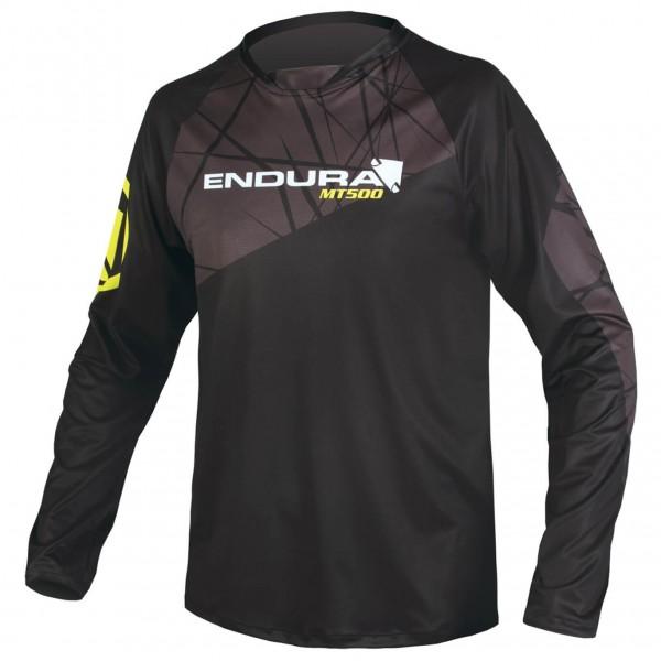 Endura - MT500 Print Jersey L/S - Fietsshirt