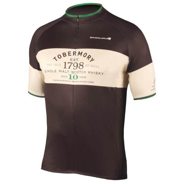 Endura - Tobermory Whisky Jersey - Cykeljersey