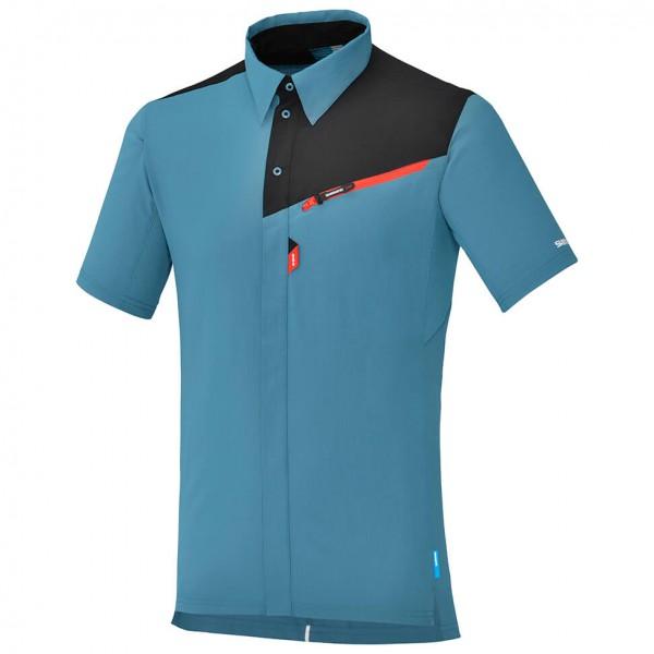 Shimano - Kurzarmtrikot Button-Up - Cycling jersey