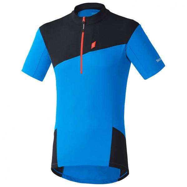 Shimano - Kurzarmtrikot Touring - Maillot de cyclisme