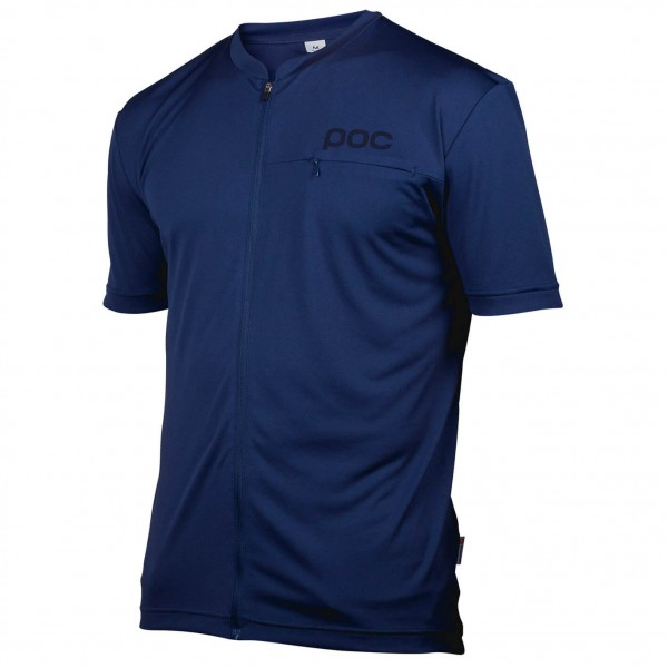 POC - Trail Light Zip Tee - Radtrikot