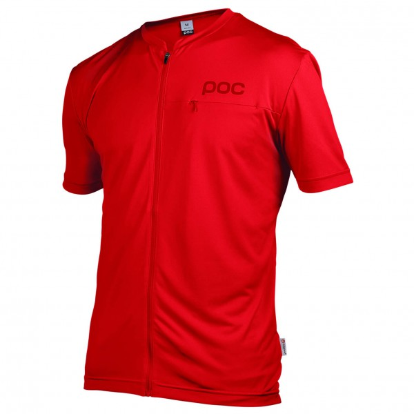 POC - Trail Light Zip Tee - Maillot de cyclisme