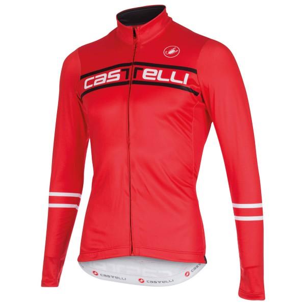 Castelli - Segno Jersey Fz - Cykeltrikå