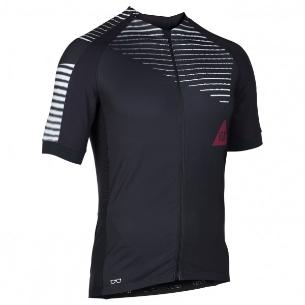 ION - Tee Full Zip S/S Paze_Amp - Cycling jersey