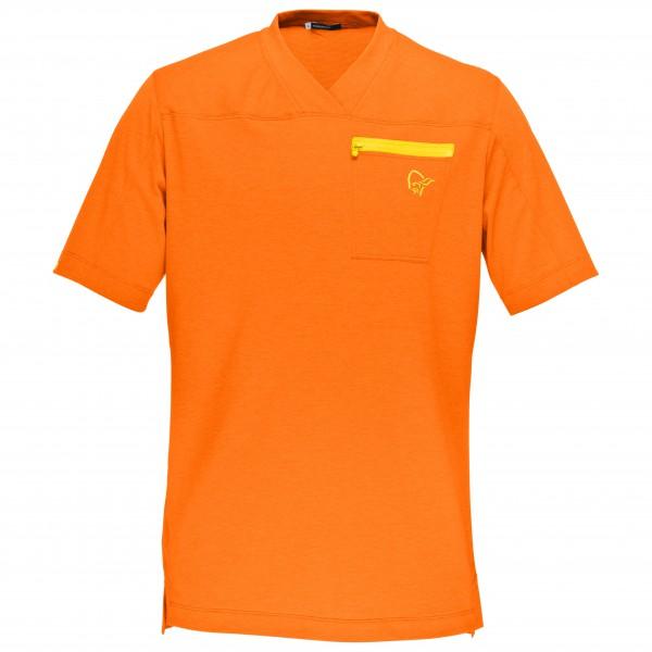 Norrøna - Fjöra Equaliser Lightweight T-Shirt - Fietsshirt