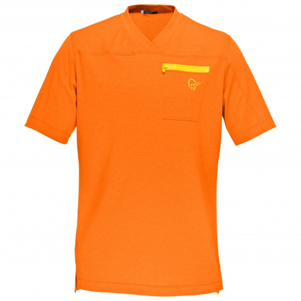 Norrøna - Fjöra Equaliser Lightweight T-Shirt - Maillot de c