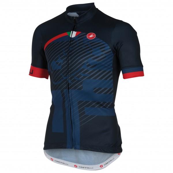 Castelli - Veleno Jersey FZ - Pyöräilypusero