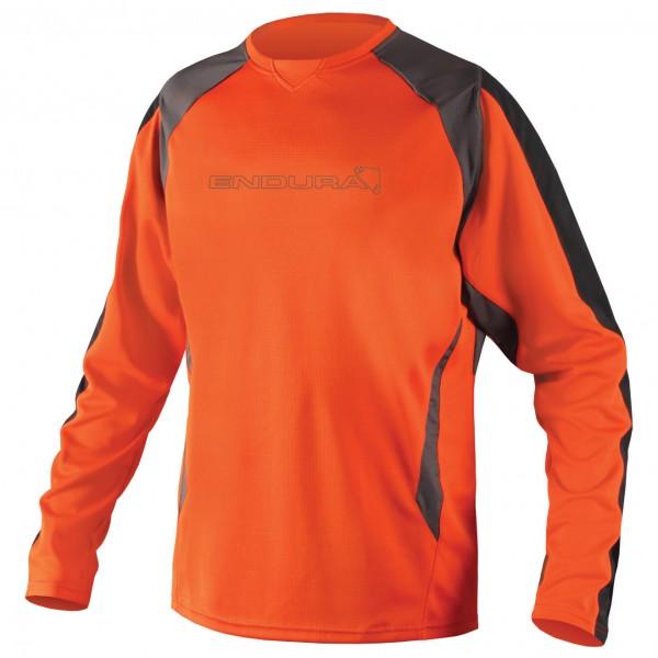 Endura - MT500 Burner II L/S Jersey - Cycling jersey