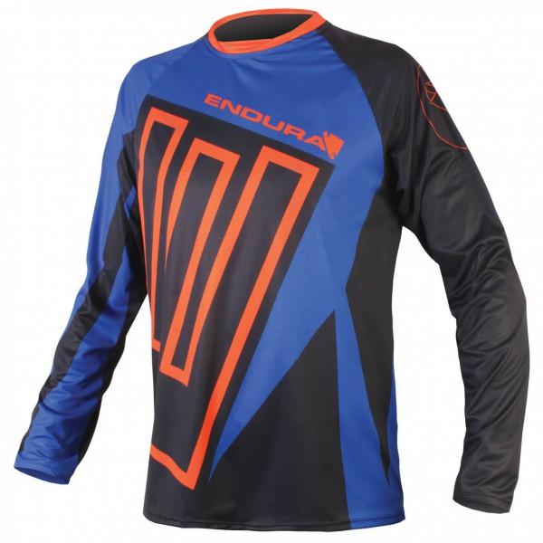 Endura - MT500 Print II L/S Jersey - Cycling jersey