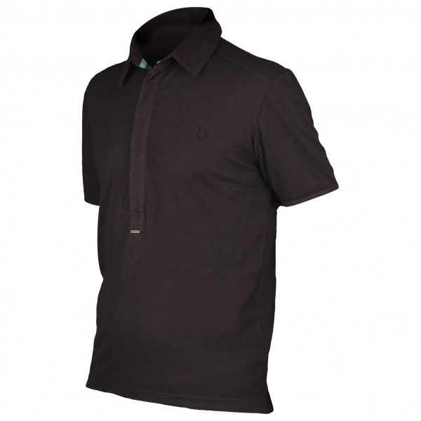 Endura - Urban Coolmax Merino S/S Polo Shirt - Poolopaita