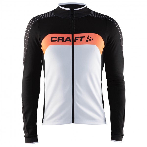Craft - Gran Fondo Jersey L/S - Radtrikot