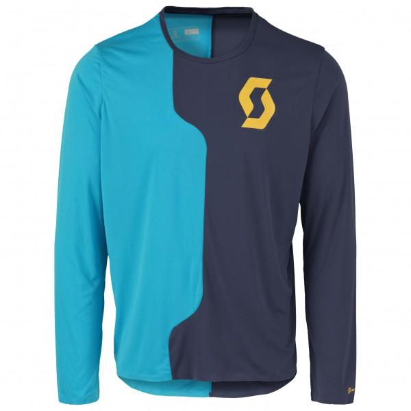 Scott - Trail Tech L/SL Shirt - Pyöräilypusero
