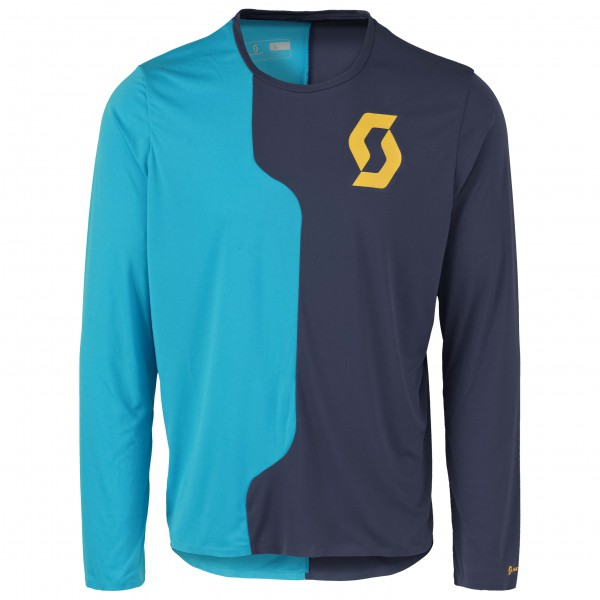Scott - Trail Tech L/SL Shirt - Radtrikot