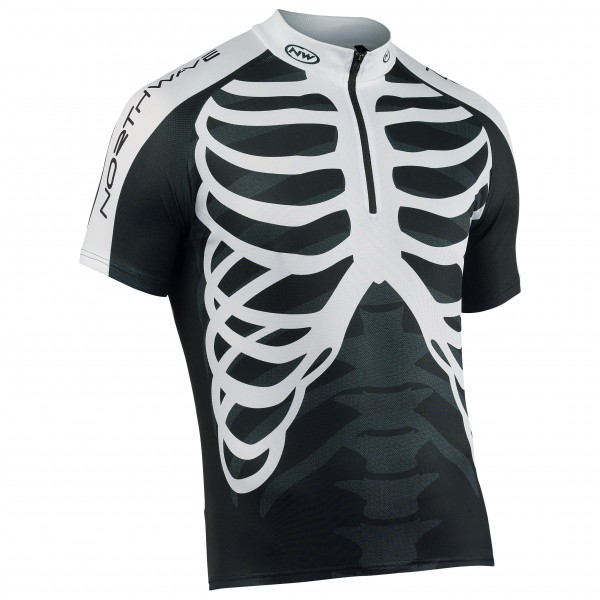 Northwave - Skeleton Jersey S/S - Cykeljersey