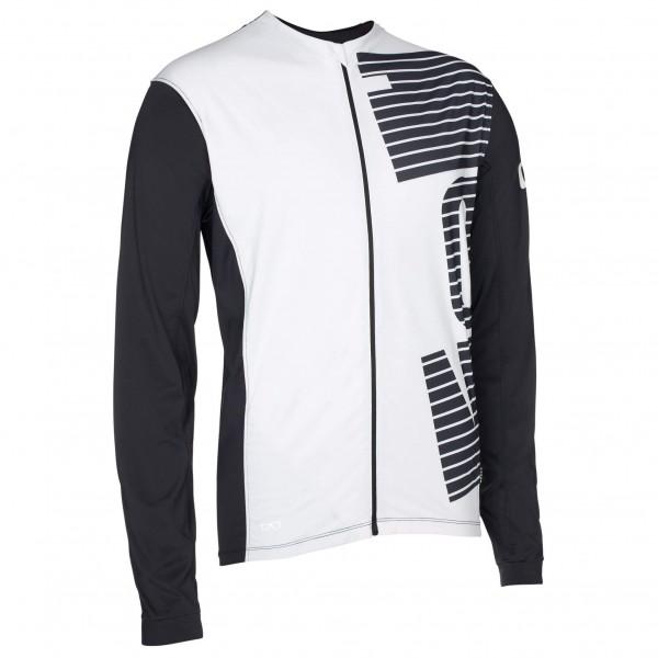 ION - Tee Full Zip L/S Crest - Fietsshirt