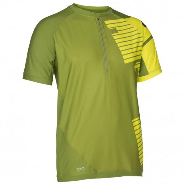 ION - Tee Half Zip S/S Helio - Fietsshirt