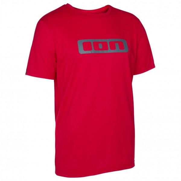 ION - Tee S/S Logo DR - Cykeljersey