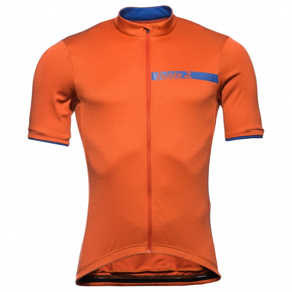 Triple2 - Velo Zip Merino Shirt - Radtrikot